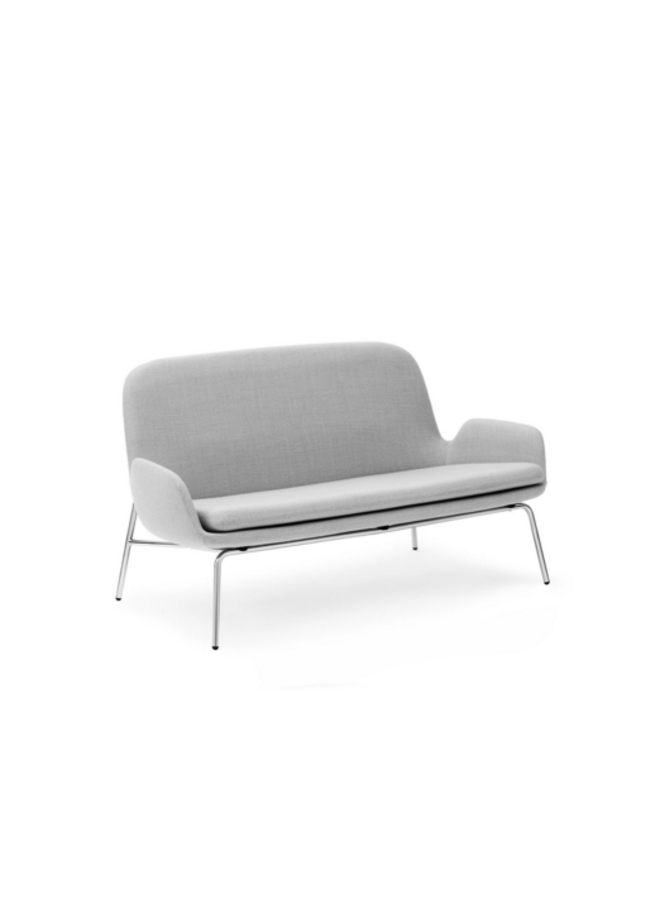 Era Sofa with Chrome Legs