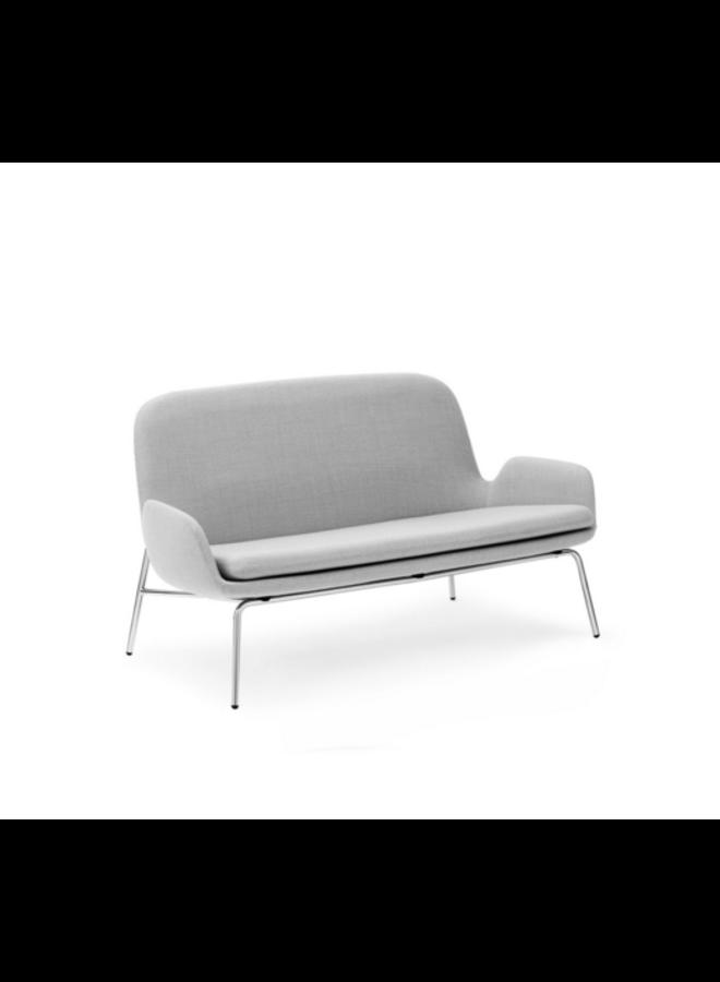 Era Sofa with Chrome Legs