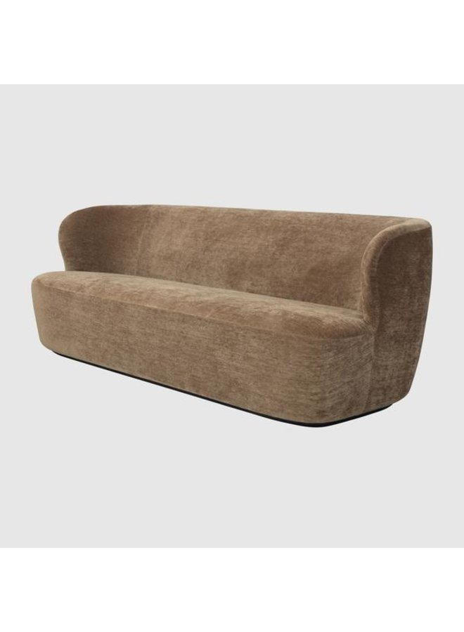 Stay Sofa - Fully Upholstered, 220x95, Black base