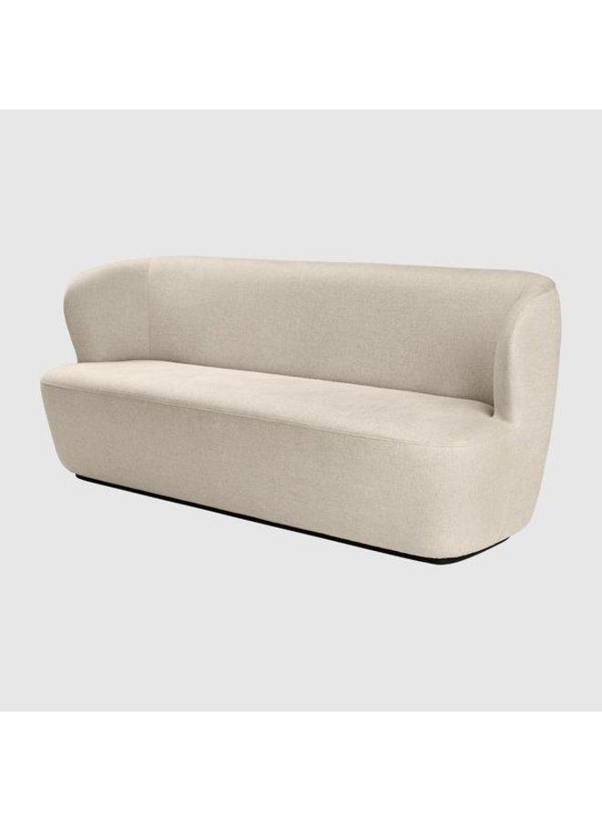 Stay Sofa - Fully Upholstered, 220x110, Black Base