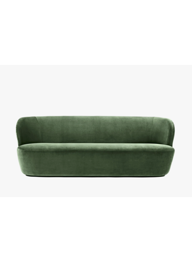 Stay Sofa - Fully Upholstered, 260x95, Black base
