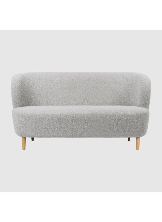 Stay Sofa - Fully Upholstered, 150x70, Wooden Legs