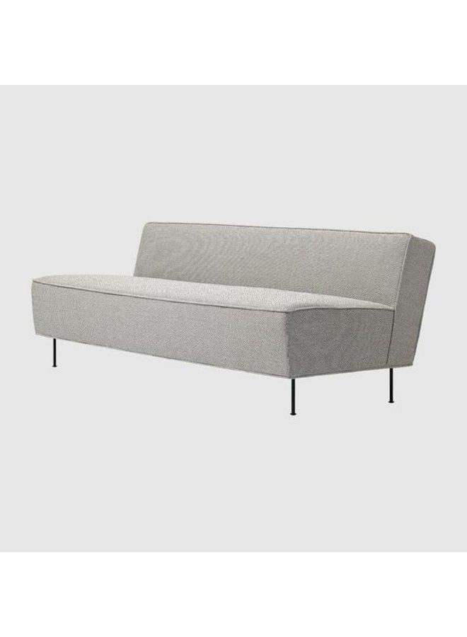 Modern Line Sofa - Fully Upholstered, H70xW180xD83