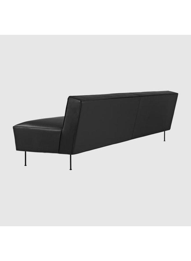Modern Line Sofa - Fully Upholstered, H70xW240xD83