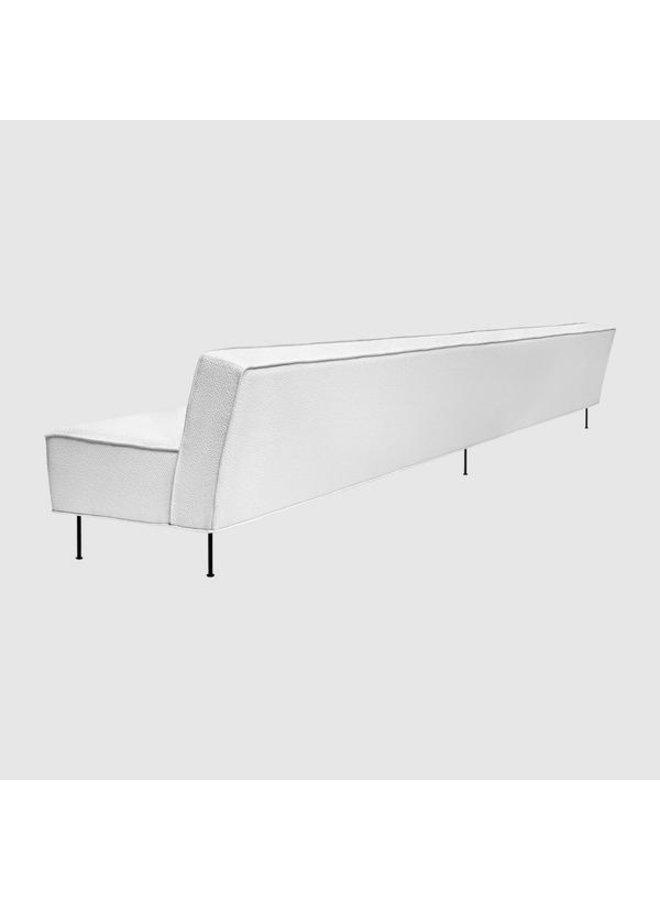 Modern Line Sofa - Fully Upholstered, H70xW300xD83