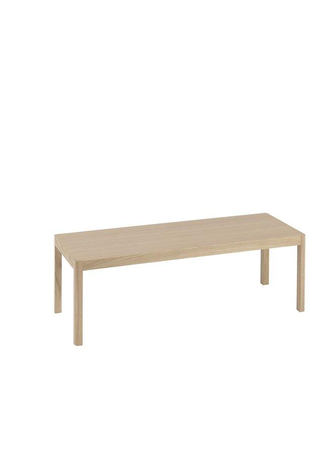 "WORKSHOP COFFEE TABLE / 120 X 43 CM / 47.2"" X 16.9"""