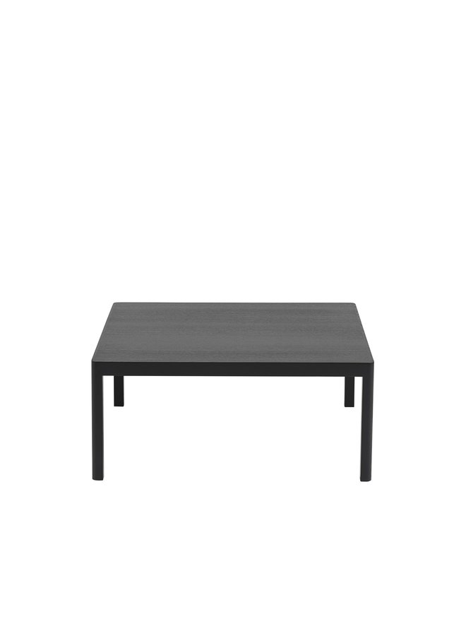 "WORKSHOP COFFEE TABLE / 86 X 86 CM / 33.9"" X 33.9"""