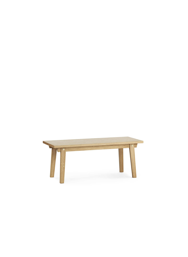Slice Coffee Table Vol. 2 42 x 100 cm Oak