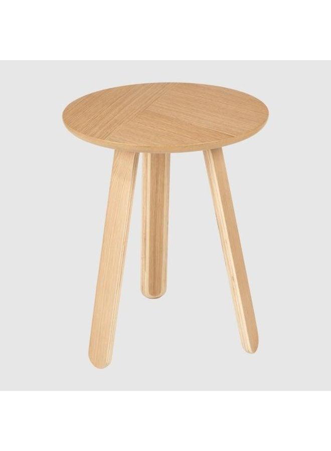 Paper Side Table, Ø42