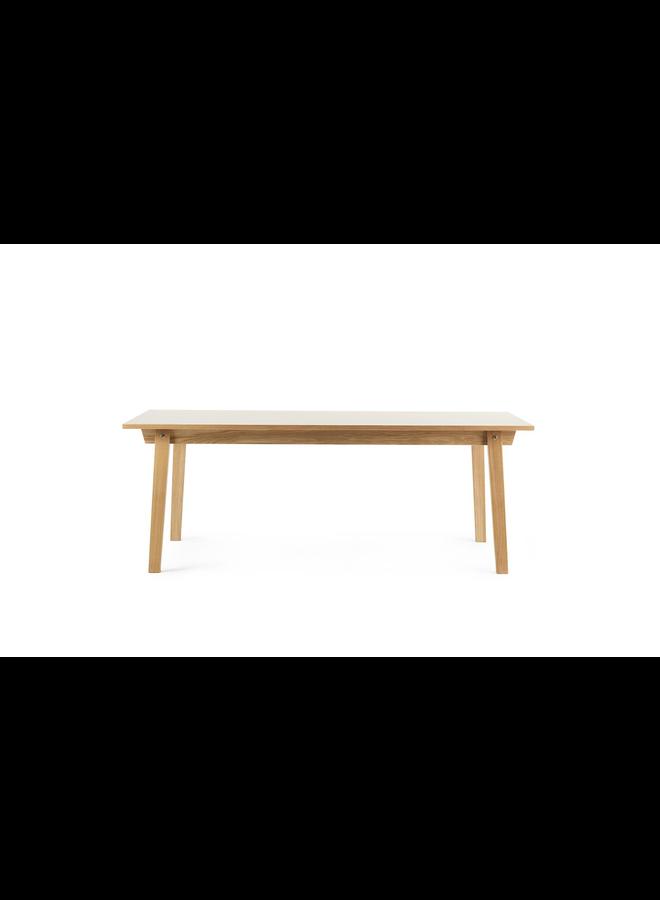 Slice Table 90 x 200 cm