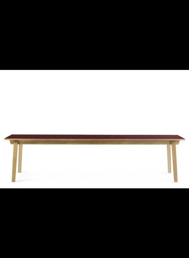 Slice Table 90 x 300 cm