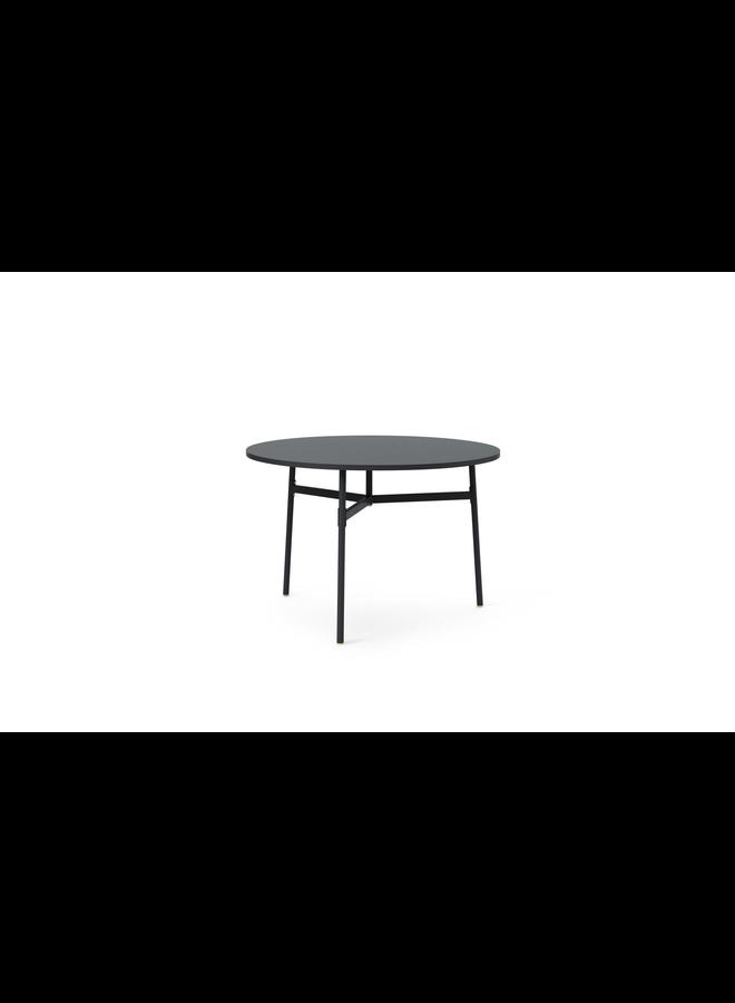 Union Table Ø110 x H74,5 cm.