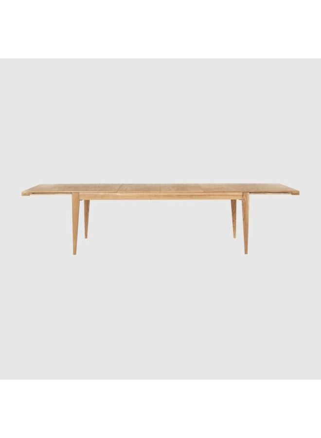 S-Table Dining Table - Rectangular Extendable, 95 x 220/270/320