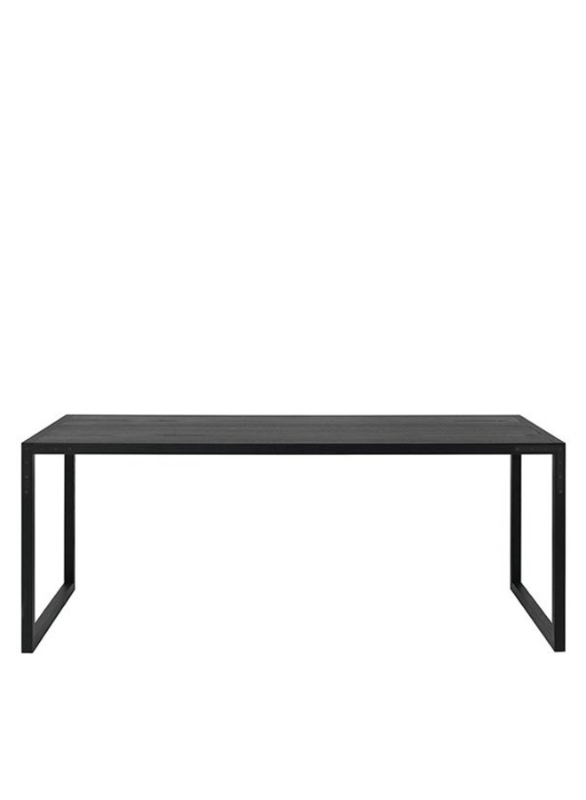 Conekt Table - Black Stained Ash