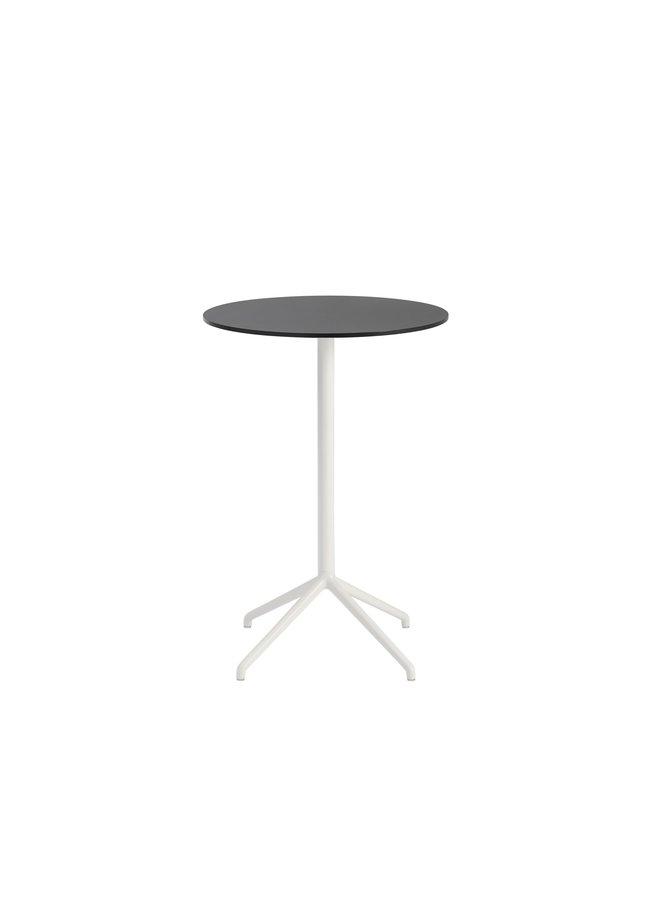 """STILL CAFÉ TABLE / 65 H: 95 CM / 25.6 H: 37.4"""""""