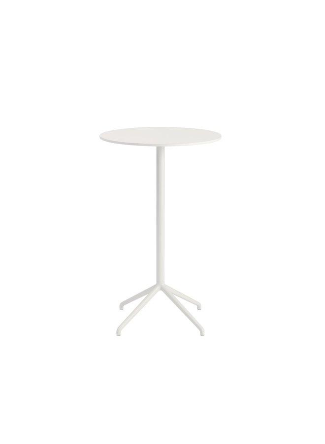"""STILL CAFÉ TABLE / Ø65 H: 105 CM / 25.6 H: 41.3"""""""