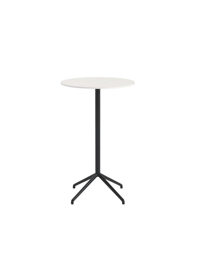 """STILL CAFÉ TABLE / 65 H: 105 CM / 25.6 H: 41.3"""""""