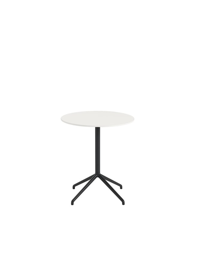 STILL CAFÉ TABLE / Ø65 H: 73 CM / 25.6 H: 28.7""