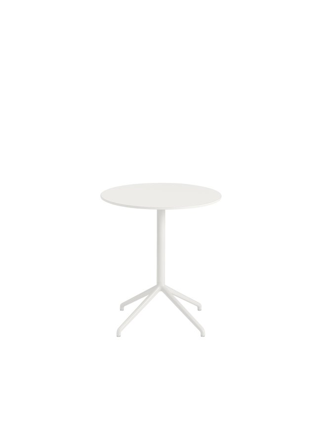 STILL CAFÉ TABLE / 65 H: 73 CM / 25.6 H: 28.7""
