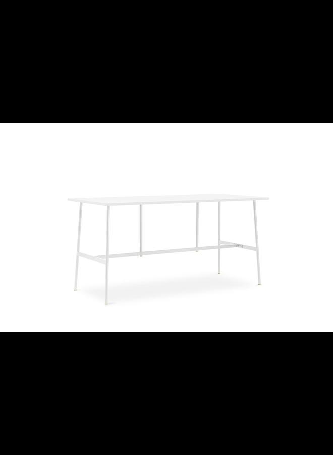 "Union Bar Table 190 x 90 cm x H95,5 cm (74.8"" x 35.4"" x 37.6"")"