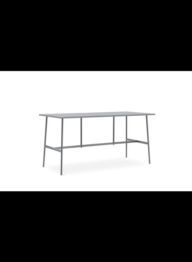 "Union Bar Table 190 x 90 cm x H105,5 cm (74.8"" x 35.4"" x 41.5"")"