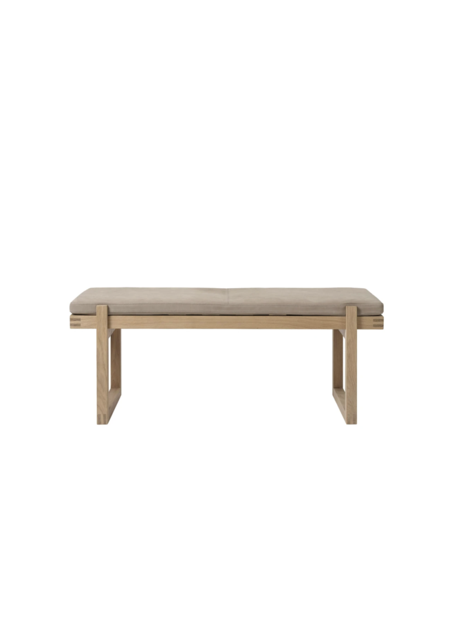 Minimal Bench | Leather