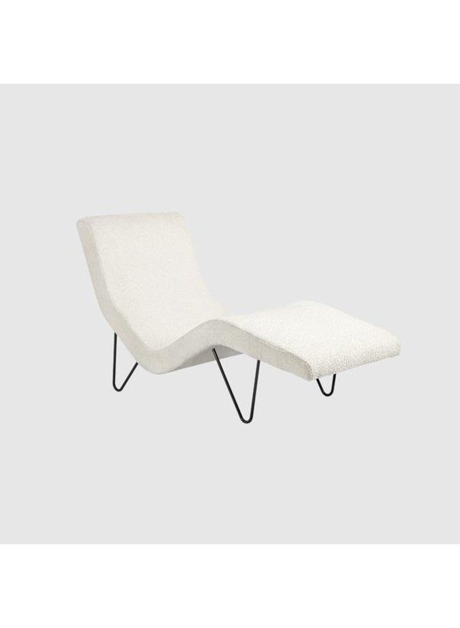 GMG Chaise Longue - Fully Upholstered