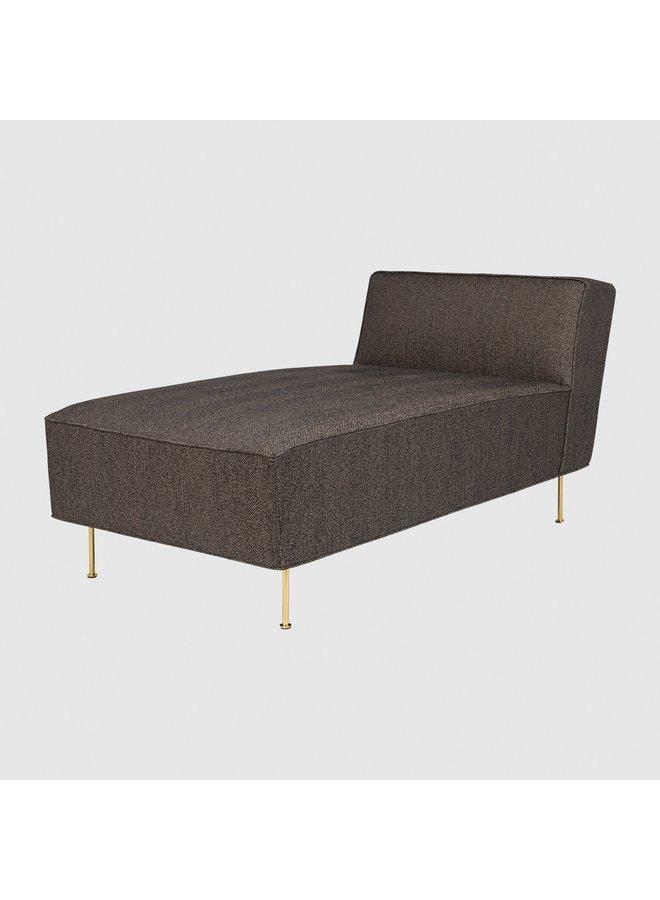 Modern Line Chaise Longue Sofa
