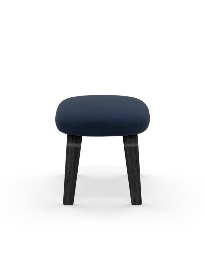 Era Footstool Black