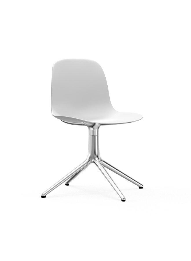 Form Chair Swivel 4L Alu