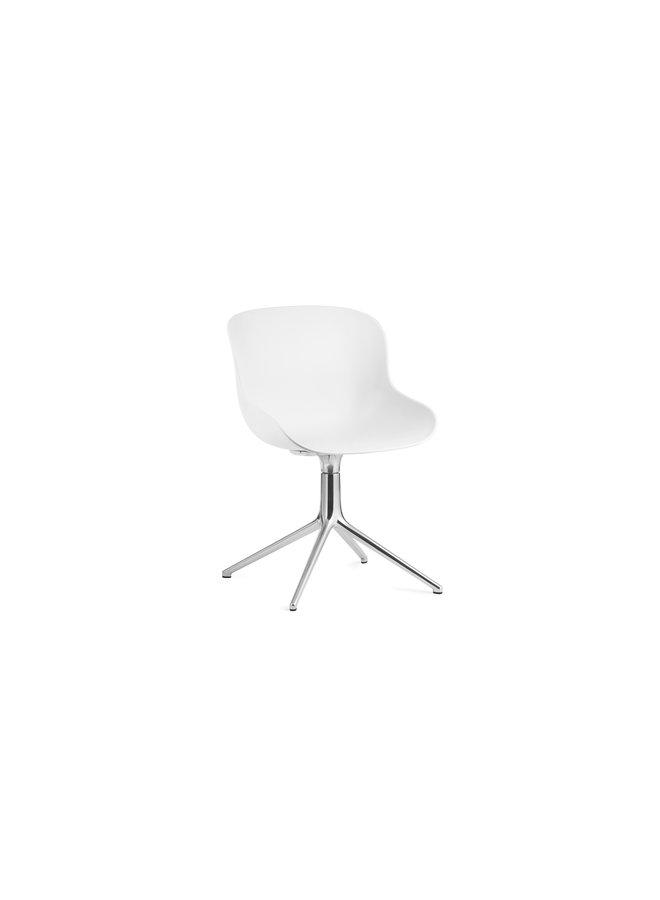 Hyg Chair Swivel 4L Alu