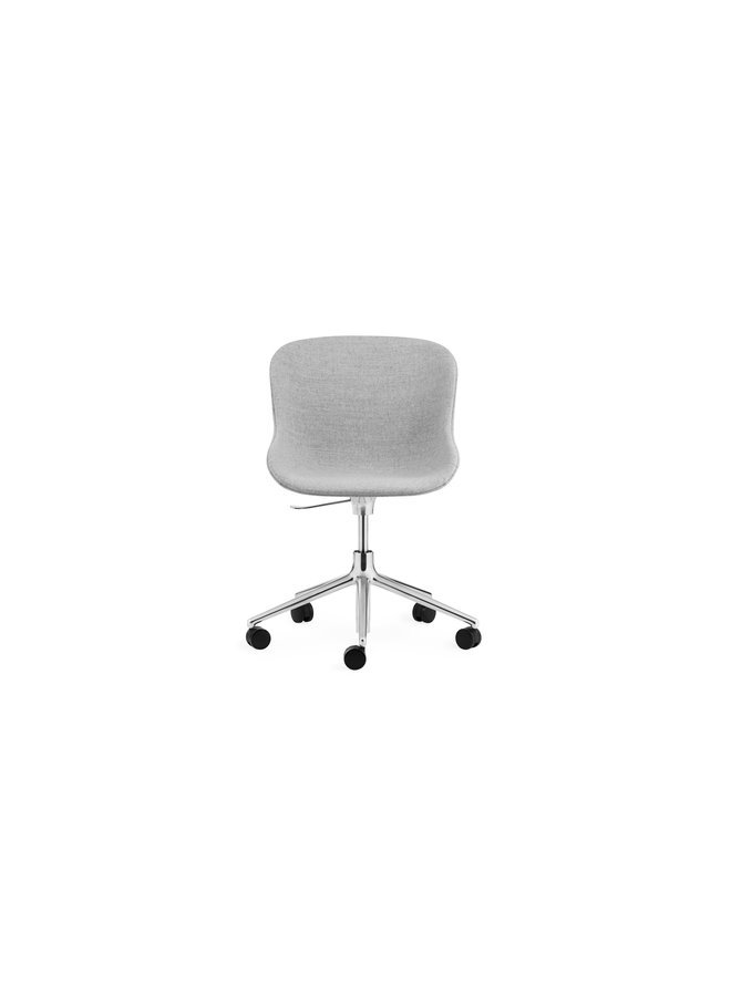 Hyg Chair Swivel 5W Gaslift Full Upholstery Alu