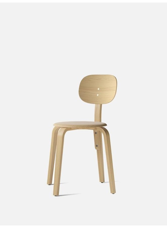 Afteroom Plus, Wooden Base Dining Chair
