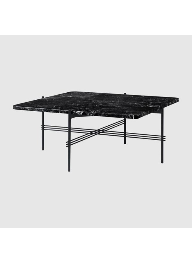 TS Coffee Table - Square, 80x80, Black base