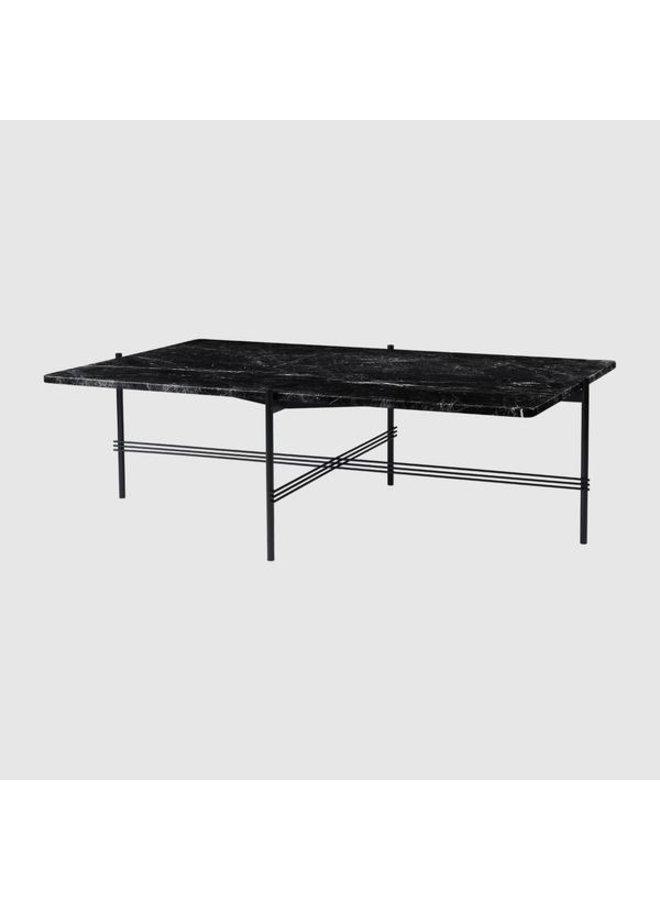 TS Coffee Table - Rectangular, 130x80, Black base