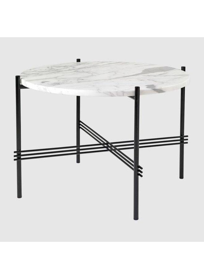 TS Coffee Table - Round, Ø55, Black base