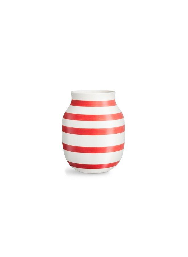 """Omaggio Vase H20 (8"""")"""
