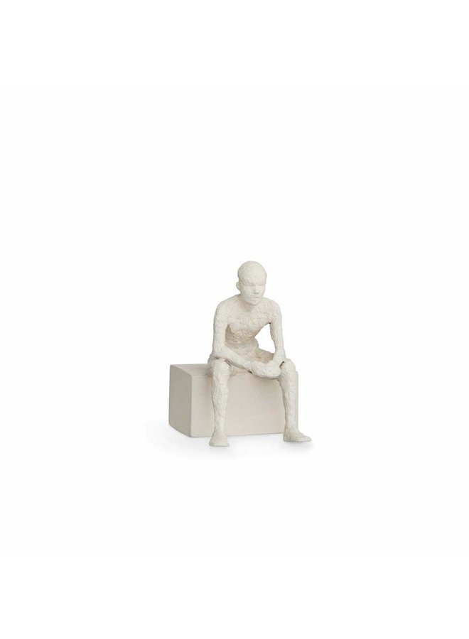 Character The Reflective One H14 unglazed (18102)
