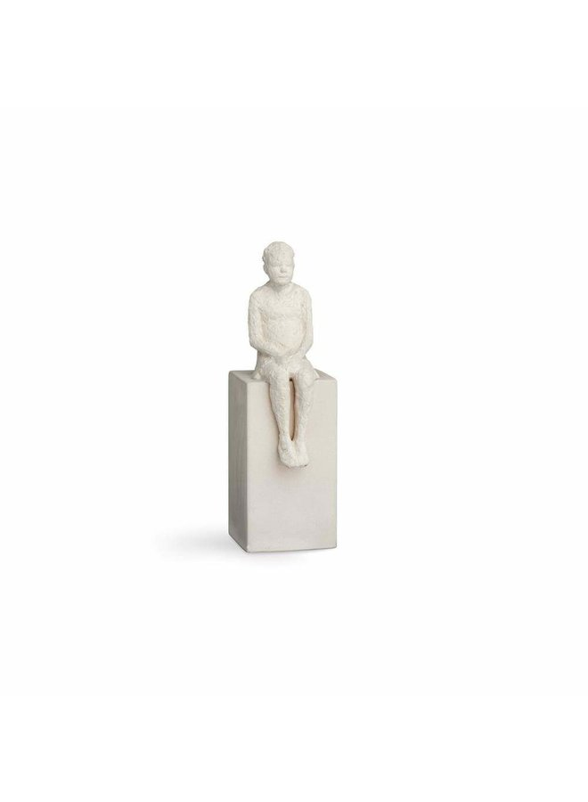 Character The Dreamer H21,5 unglazed (18101)