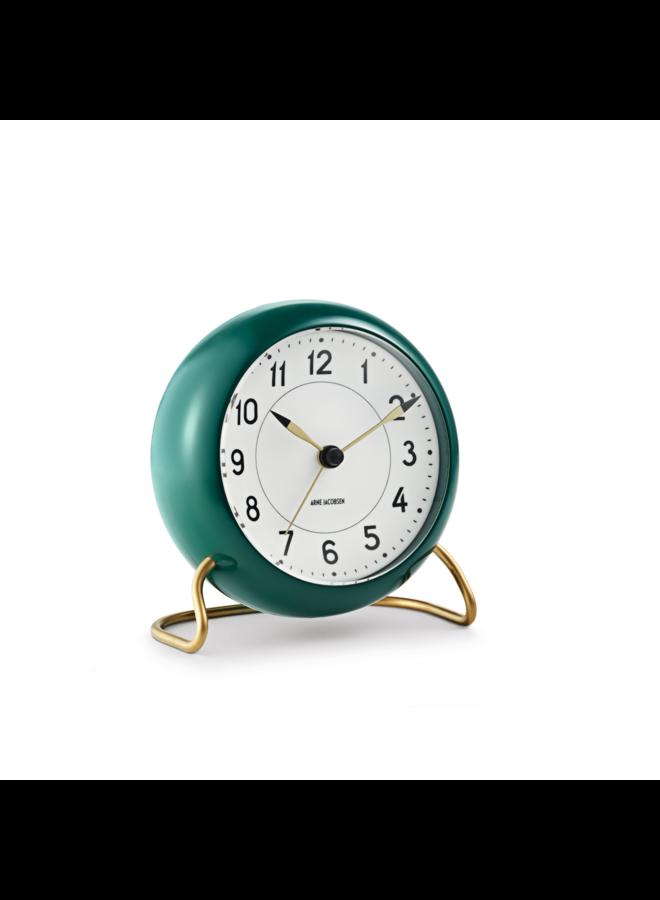 "Station Alarm Clock, 11cm (4.3"")"