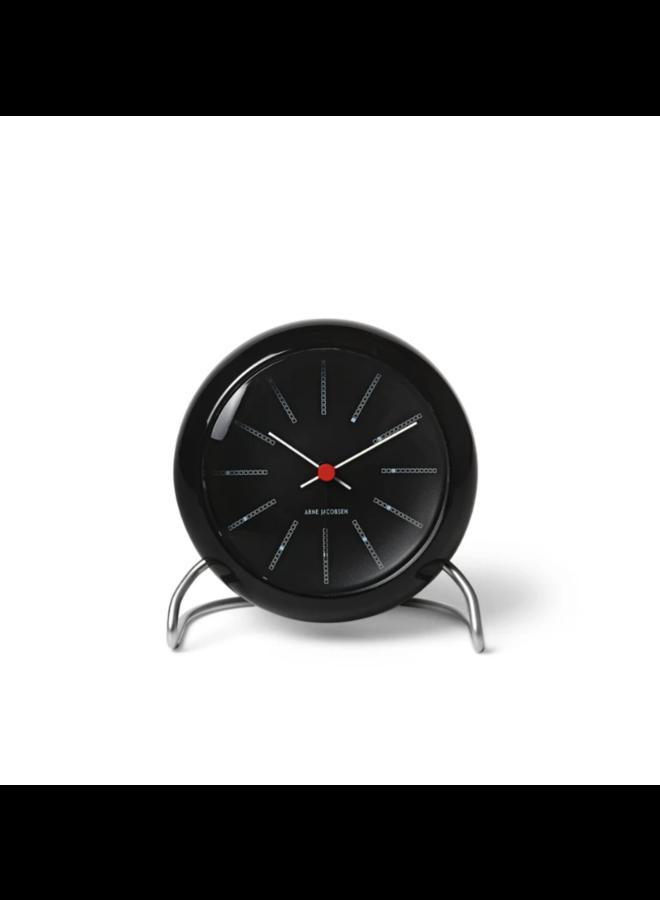 "Bankers Table Alarm Clock, 4.3"""