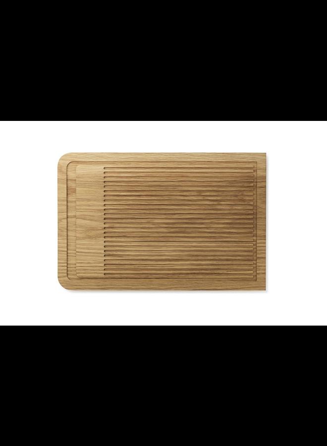 Part Cutting Board Meat Oak