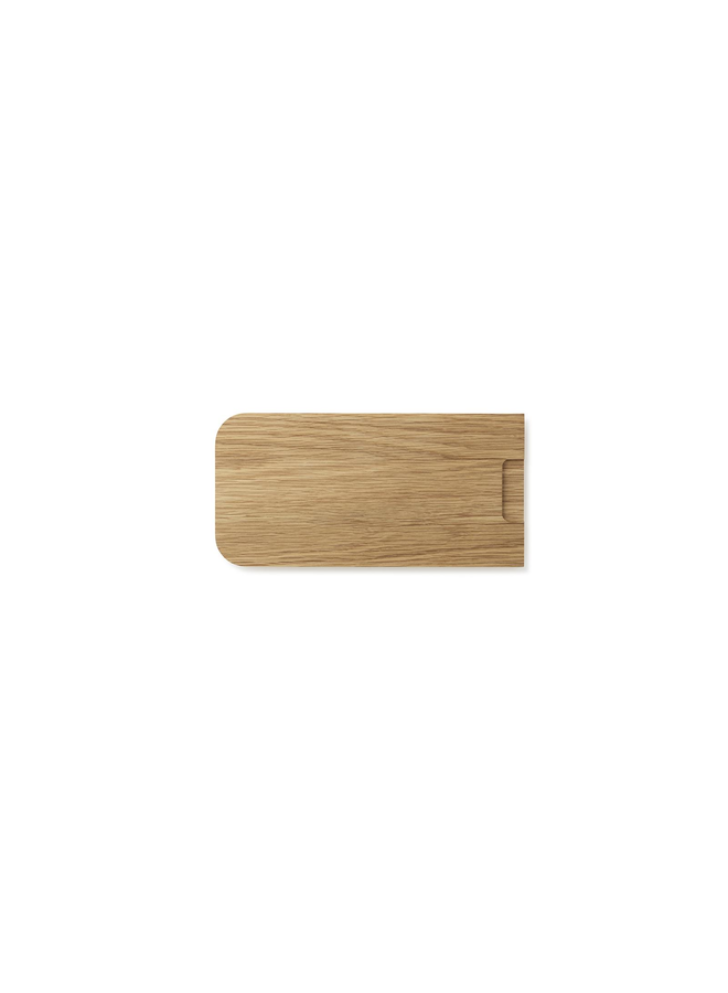 Part Cutting Board Snack Oak