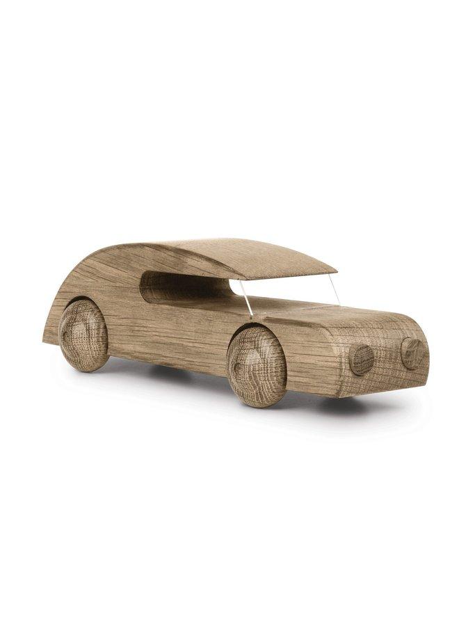 """Kay Bojesen Automobile, Sedan, Oak, 10.6"""""""