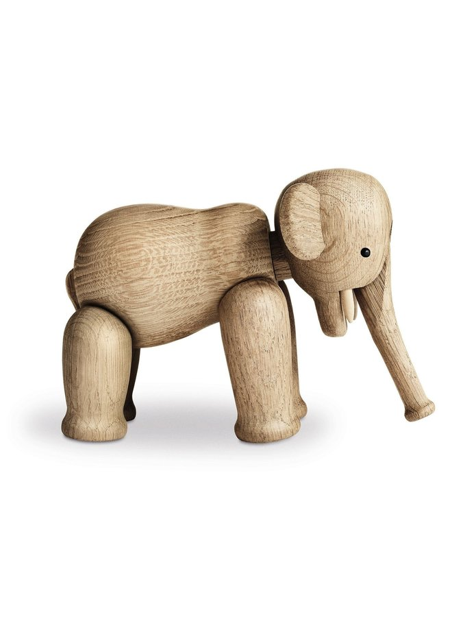 Kay Bojesen Elephant, Oak