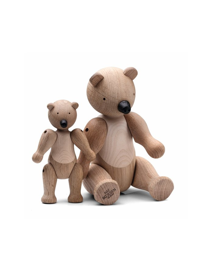 Kay Bojesen Bear, Oak/Maple