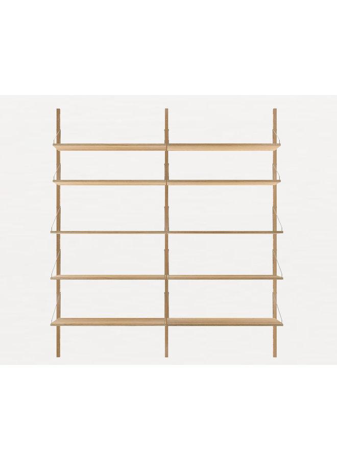 Shelf Library Natural H1852