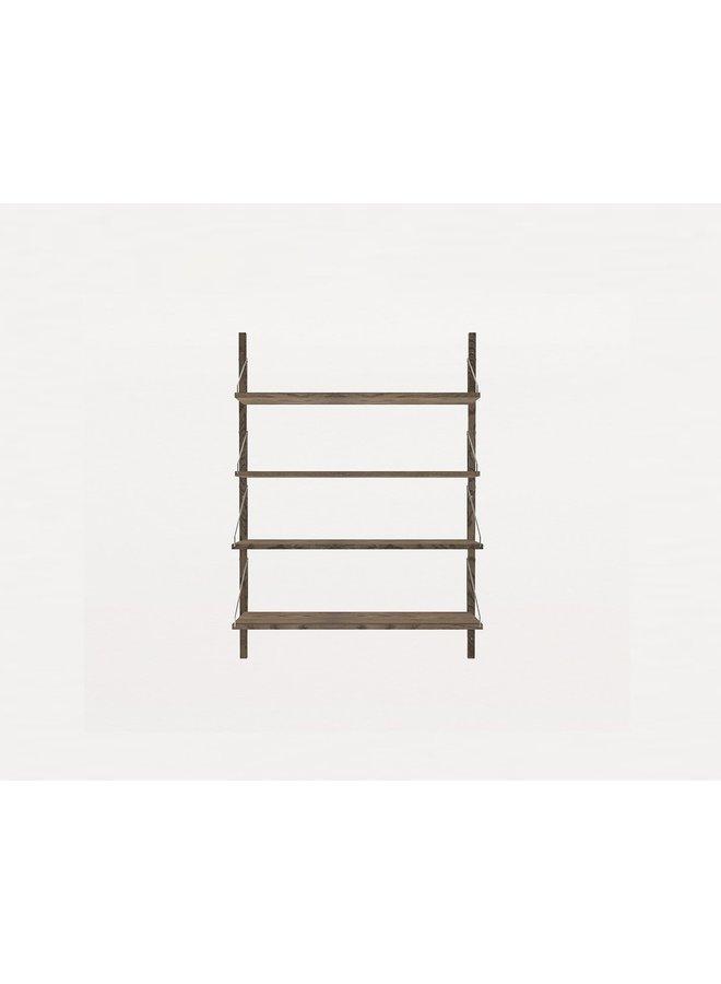 Shelf Library Dark H1148