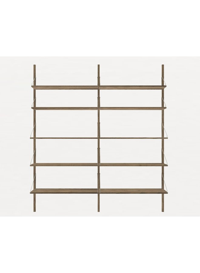 Shelf Library Dark H1852