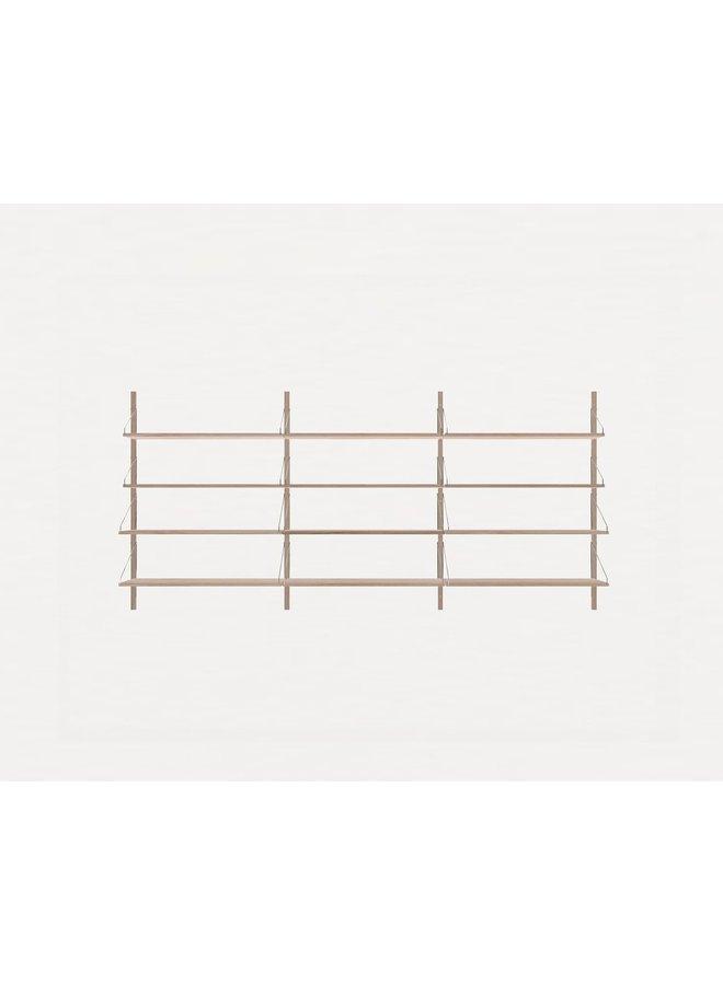 Shelf Library White H1148